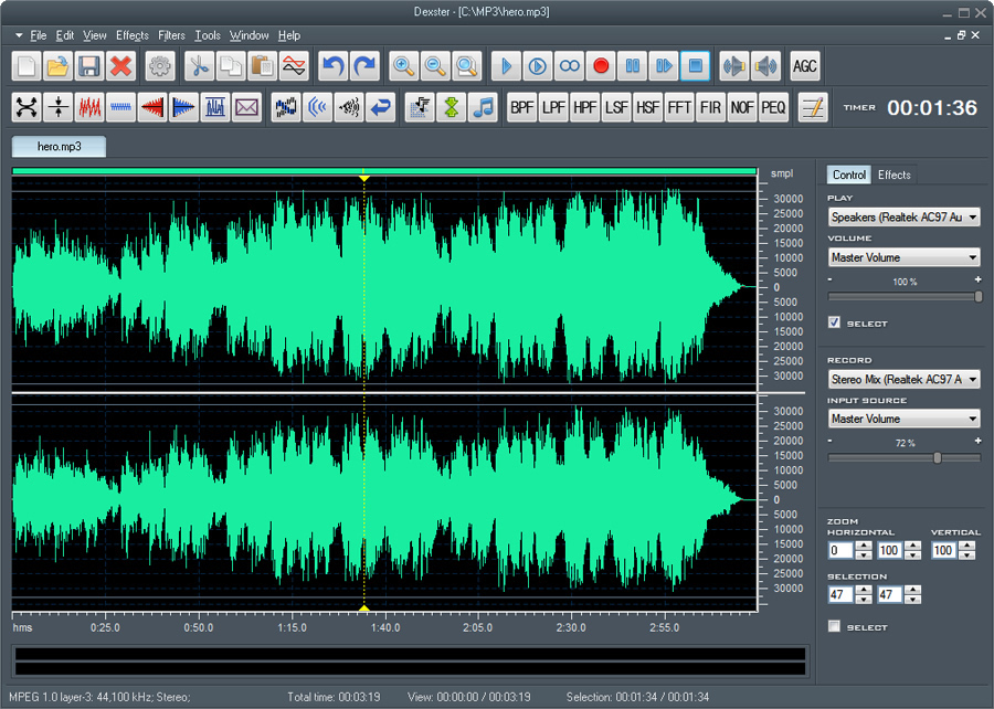 Syntrillium Cool Edit Pro 2.0 Audio Editing Software Review